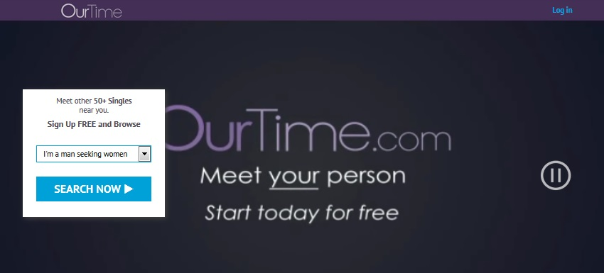 contact ourtime dating